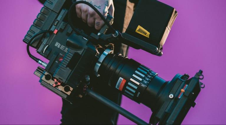 Film Camera -- Writing a Script that Sells