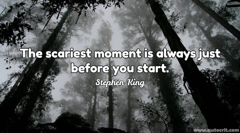 Writer Quote - Stephen King