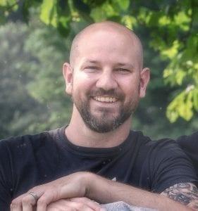 Editor Greg Fidgeon