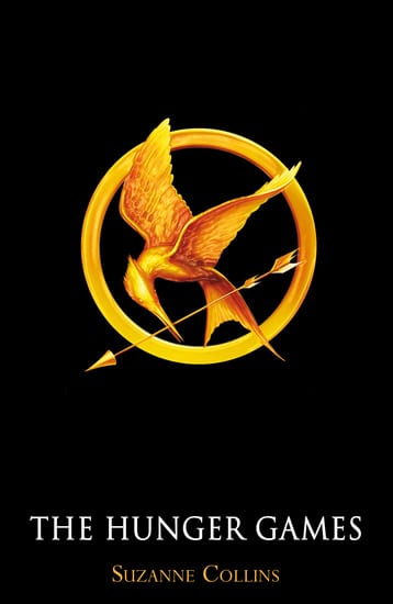 The Hunger Games Book 1 Cover Art