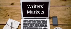 AutoCrit Writers' Markets Featured Image