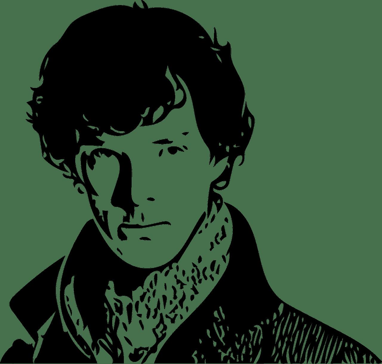 Sherlock Holmes outline - external conflict, internal vs. external conflict