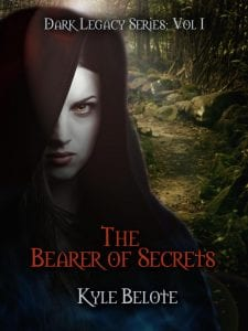 The Bearer of Secrets: Dark Legacy Vol 1 Cover