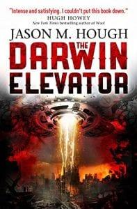 The Darwin Elevator book cover
