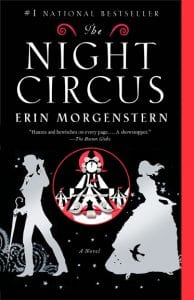 The Night Circus book cover