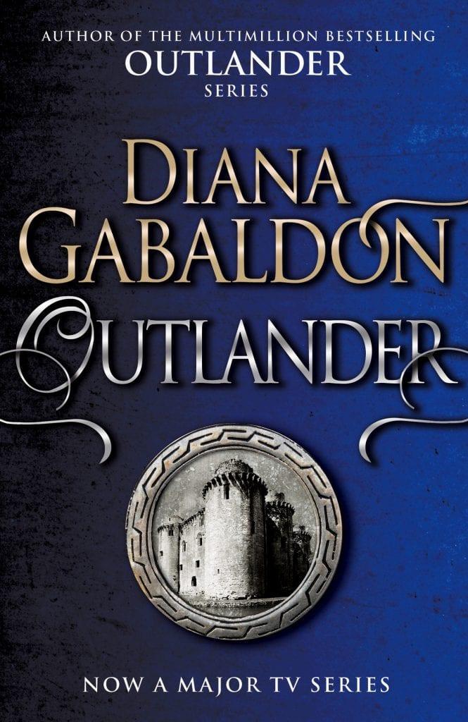 Book Cover: Outlander by Diana Gabaldon