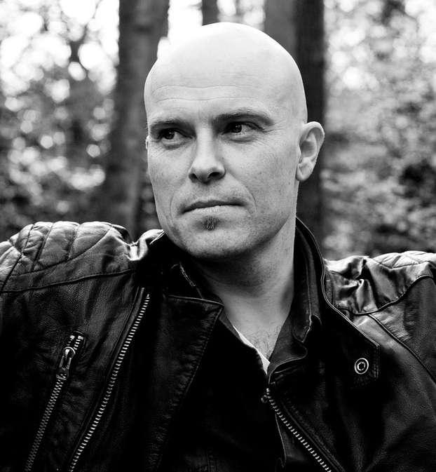 Bio headshot of author Adam Nevill