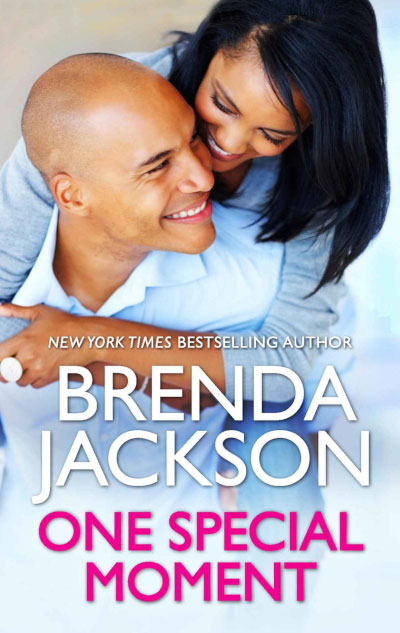 Book Cover: One Special Moment by Brenda Jackson