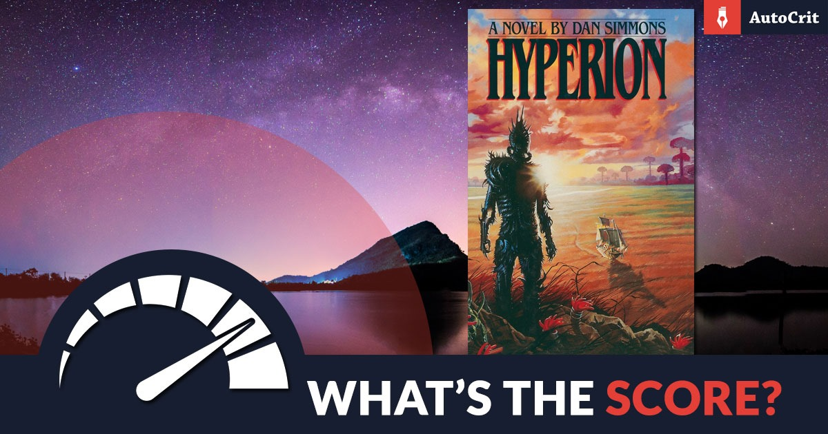 What's the Score - Hyperion by Dan Simmons