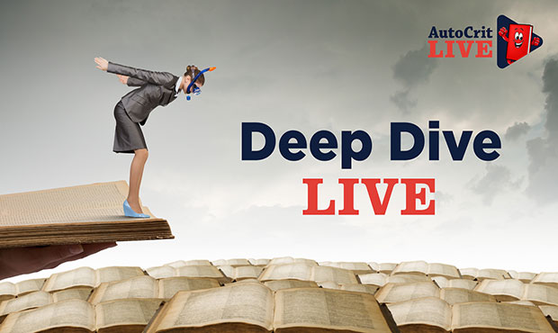 Learn about Deep Dive Live
