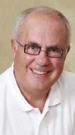 J Paul Hickey Author Photo