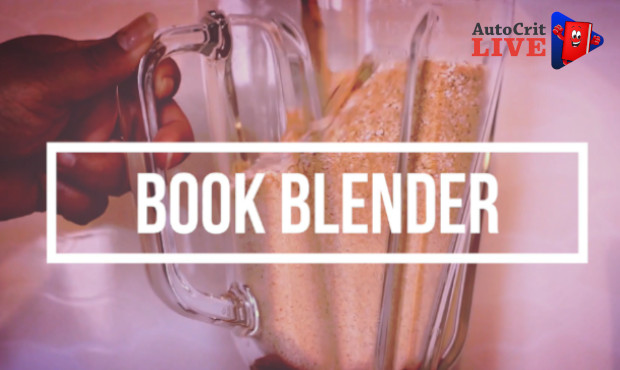 Book Blender - Different Story Elements Mixed-Up