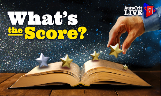 What's The Score? - Find out how authors fare with the AutoCrit software