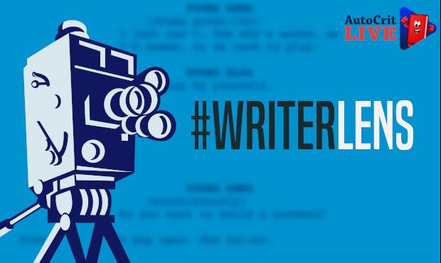 #WriterLens
