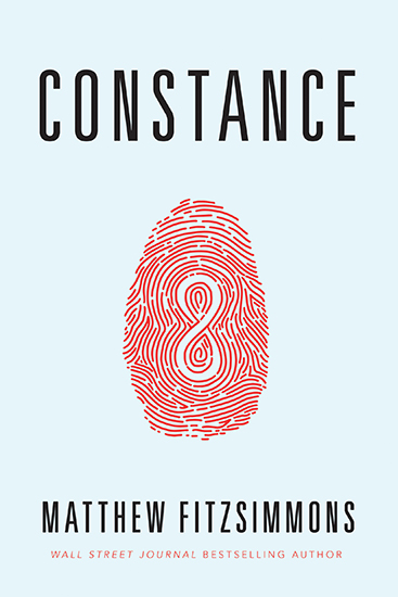 Constance by Matthew FitzSimmons - Book Cover