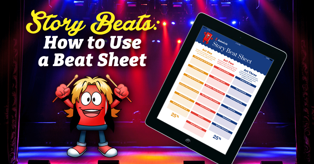 How to use a Beat Sheet